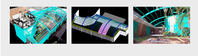 The role of 3D technology in steel erection