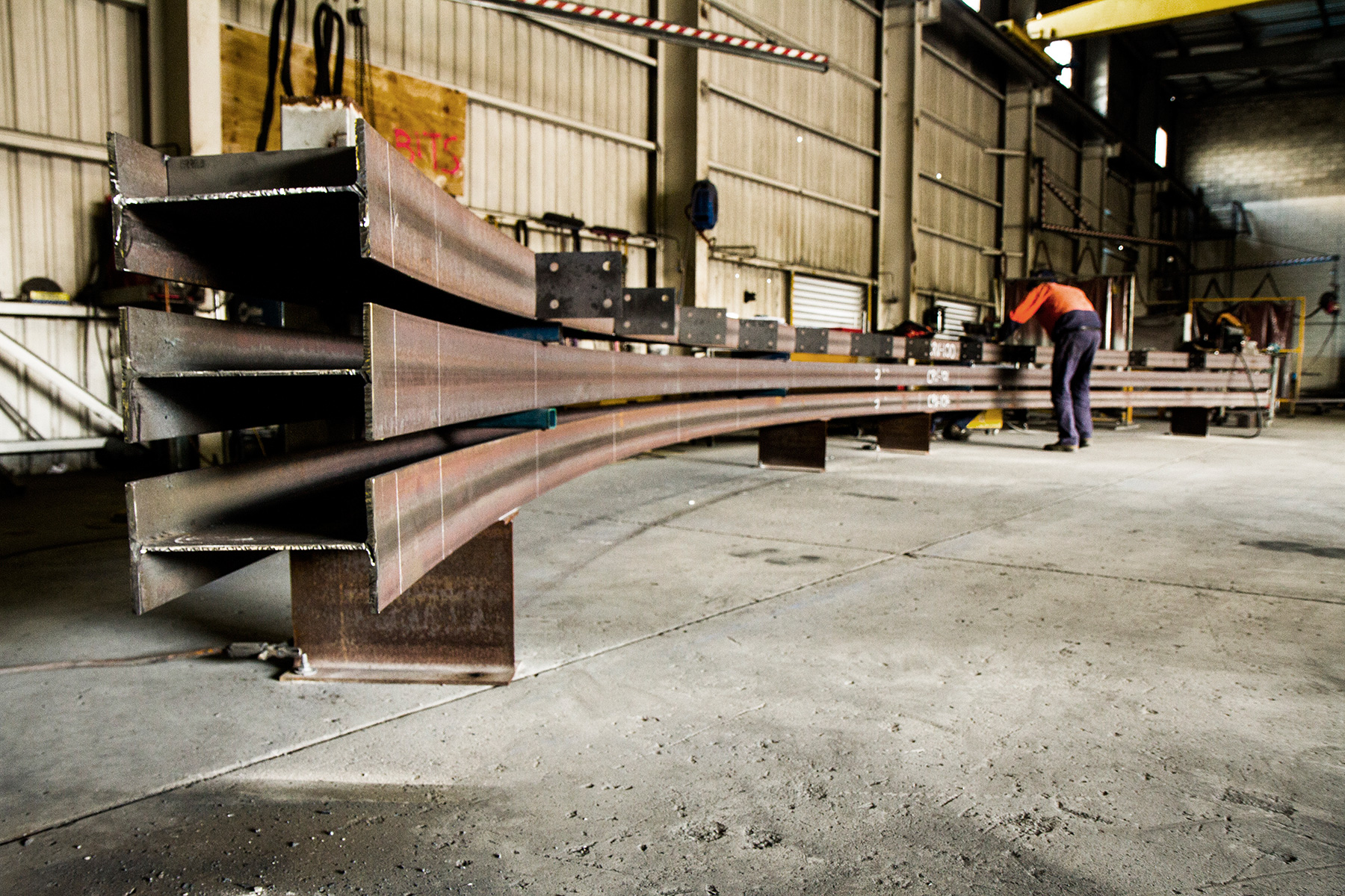 Advances in Steel Processing – Traditional steel processing and modern technology