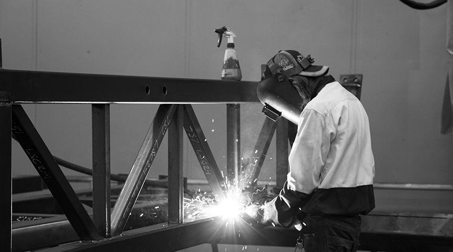 steel fabrication cover image